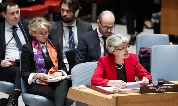 UN security council resolution
