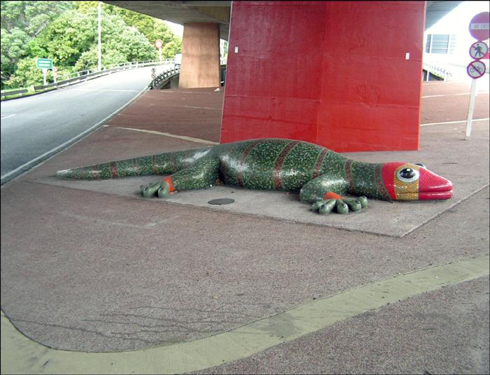 Grafton Gecko