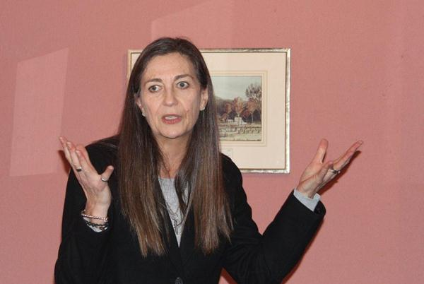 Sally Hughes