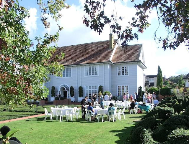 St Anne's house & garden